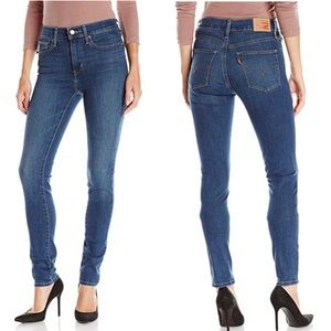 Levi's Slimming Skinny Jeans 27